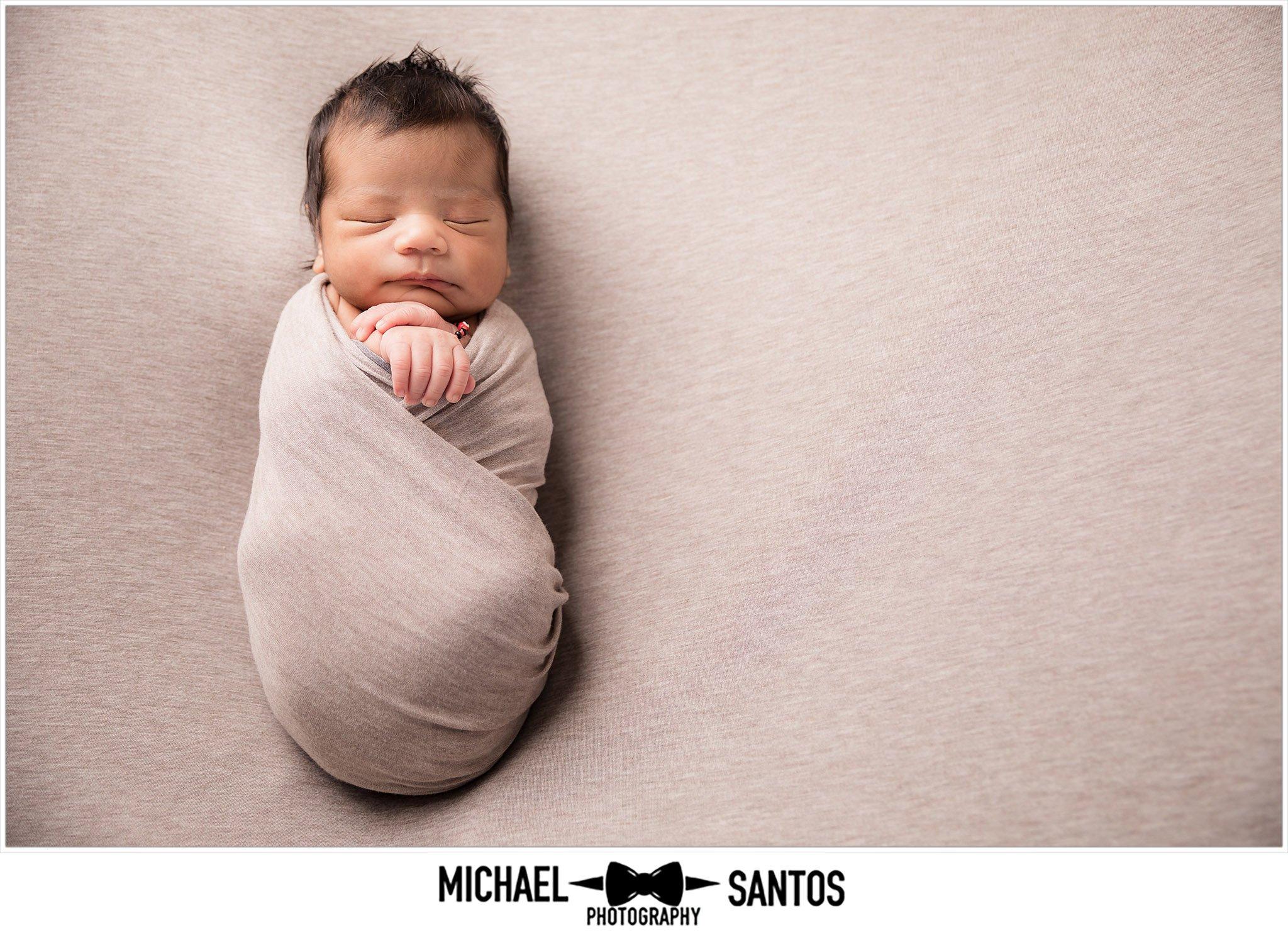 Orange county newborn photography baby reynaldo